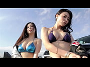 BOOBKHANA!  Part 1-  Bikini Babes Ride with Ken Block in Nagoya, Japan.