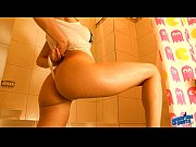 Busty Blonde Teen In The Shower! Amazing Big Ass and Juggs!