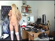 hot chick gives steamy tit fuck