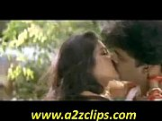 Ayesha jhulka hot kiss with Nagarjuna www.itsfilmi.com