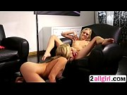 sexy mia malkova tongue massaging blonde horny pussy.