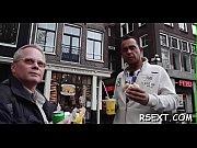 Dude gives trip of amsterdam Thumbnail