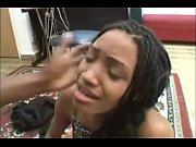 dark skin black chick face farts light skin.