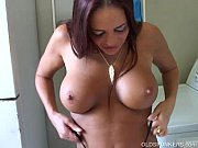 Kinky MILF shows off her puckered asshole and sexy body