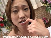 Japanese Bukkake - Unknown porn actress