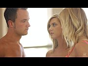 Nubile Films - Hayden Hawkens loans her mans cock to her cute girlfriend