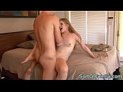 ginger motherinlaw sucking and fucking
