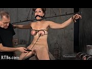 gagged and bounded for torment