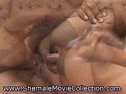 shemales like orgies!