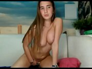 young busty teen girl masturbate