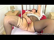 English BBW Jayne Storm lets you enjoy her hairy fanny's Thumb