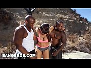 bangbros - lisa ann gets an interracil double.