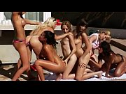 -holly michaels- these amazing babes torment each others.
