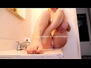 Alicia Dirty Feet Video 2