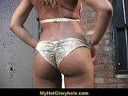 hot girl gloryhole slut at the adult book 9