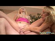 Husband and wife fuck the babysitter 801