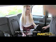 fake taxi escort needs cock after.
