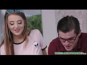 Cute Horny Teen Stepsister Avery Adair Gets Her Stepmom Back By Fucking Big Dick Nerdy Stepbrother