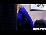 office slut girl (sarah vandella) with big tits.