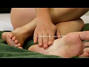 foot fetish - annie feet video.