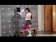 horny cheerleader bangs coach