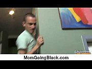 my mom go black : hardcore.