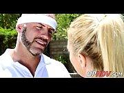 blonde tennis whore 2 1