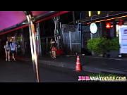バンコクピンク Driving Down Sukhumvit soi 4 Nana Plaza / ナナプラザ / BKKNightGuide.com