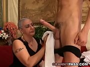 granny expereinces anal with young huge.