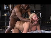 rough interracial hardcore sex domination of busty melanie.