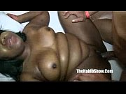 thick freaky chocolate fucked by bbc.
