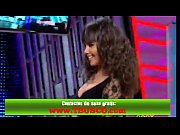 Cristina Pedroche supersexy en television