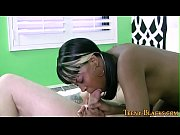 Cock sucking black teen