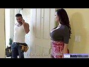Busty Housewife (ariella ferrera) In Hardcore Sex Action Secene movie-04