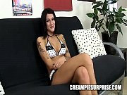 glauren star - creampie surprise