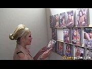 lia lor sucks bbc - gloryhole