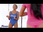 thumb Fitness Rooms L exi Dona Shares Fit Black Girl  Fit Black Girl Romy Indy With Her Husband