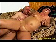 Nasty old mom gets fucked hard