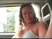 horny curly slut sucks and fucks.