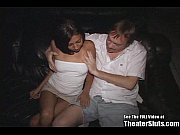 petite latina bukkake in porno theater