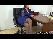 british milf raven gets creamy for.