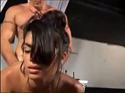 Teen from brazil banged very hard by filth pig! Vol. 1