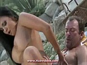 audrey bitoni and randy spears outdoors
