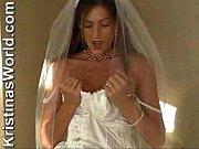 kristina world - sexy bride