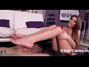 Step Sister August Ames Foot Fetish