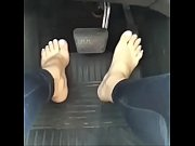 Cams4free.net - Pedal Pumping White Sexy Toes Thumbnail