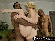 tina marie interracial gangbang