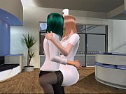 hard lesbian dry humping &amp_ tribbing