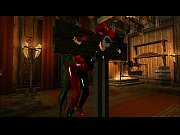Harley Quinn Gets Fucked By Lizardman Skyrim 3D Porn