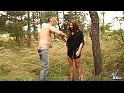 MyFirstPublic Skinny girlfriend gets fucked outdoors hard with panties